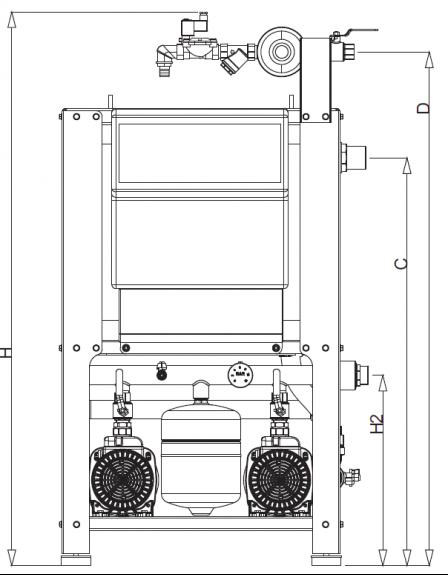 Aquatwin RS 40/80