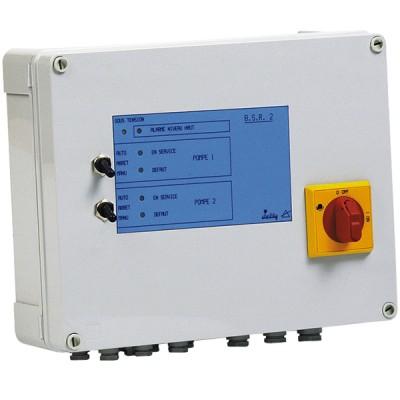 Coffret Électrique BSR 2 M - 6/9 A