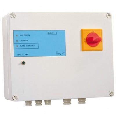 Coffret Électrique BSR 1 T - 4/6 A