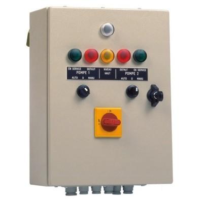 Coffret CSR 2 M - 6/10 A