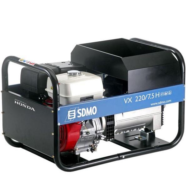 VX 220/7,5 H-C