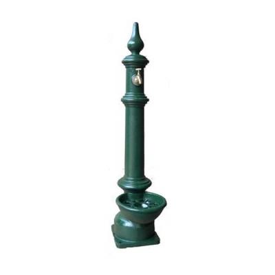 Fontaine colonne fonte
