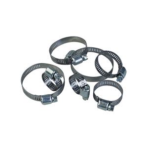 Collier de serrage inox 16x27 12mm x4