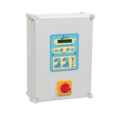 Coffret Électrique Cogitum II R/10 enveloppe métal