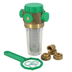 Filtration eau domestique TECH FILTER