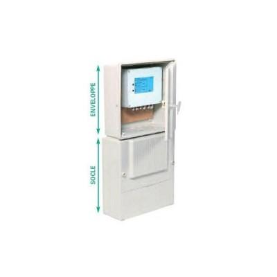 Coffret Électrique BSR 2 M - 6/9A + ENV + SOCLE