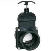 Vanne guillotine PVC pression à coller FF