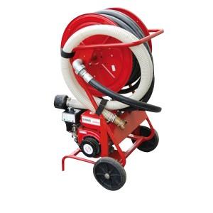 chariot roulant avec d vidoir motopompe achat sur pompes. Black Bedroom Furniture Sets. Home Design Ideas
