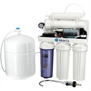 Idrapure 5P - Osmoseur avec pompe