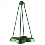 Pied parasol - Fonte vert