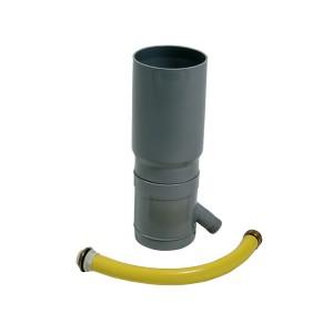 Le collecteur d 39 eau de pluie pour parfaire votre installation - Collecteur eau de pluie gouttiere ...