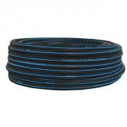 PEHD bande bleue D25 10B couronne 25 m