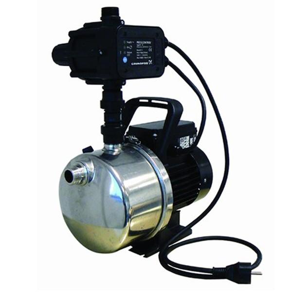 Pompe surpresseur pour augmenter la pression d 39 eau de for Augmenter pression eau maison