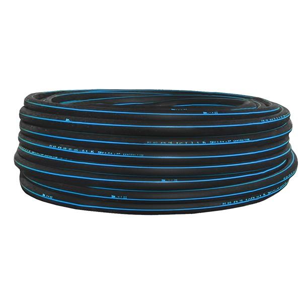 Pehd bande bleue d32 10b couronne 25 m tuyau achat sur - Tuyau polyethylene 32 ...