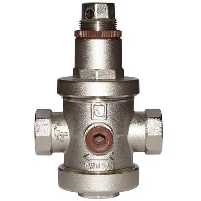 Régulateur de pression laiton 4