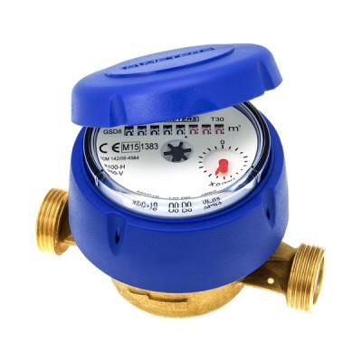 Le Compteur divisionnaire Calibre 20 - Eau froide - MID R100