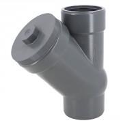 Clapet a boule PVC 2