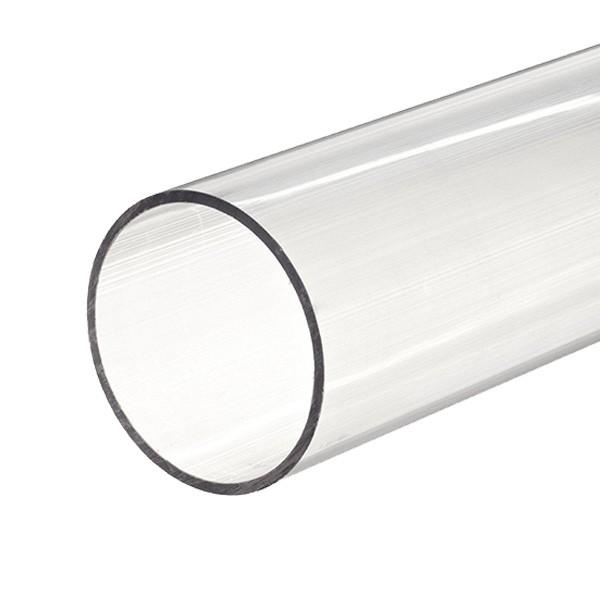 Tube PVC rigide D63 transparent 16 bar - 2,5 ml