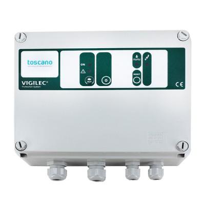 Coffret Électrique Compact 13.35 + condensateur 35