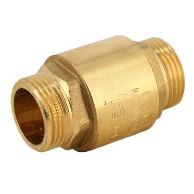 Clapet anti retour laiton - M 1