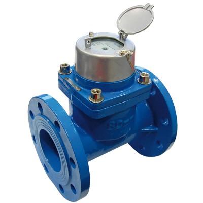 Le Compteur irrigation à hélice tangentielle - Eau froide - Calibre 100
