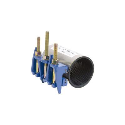 Le Collier de réparation et jonction définitive - 3 tirants - 138/150