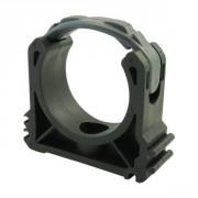 Collier clip pince ouverte Ø50 - avec clip de sécurité