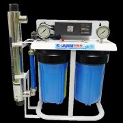UV Big Blue Filtration Plus 6GPM