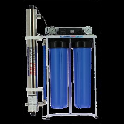 Le Stérilisateur UV Big Blue Filtration Plus 12GPM