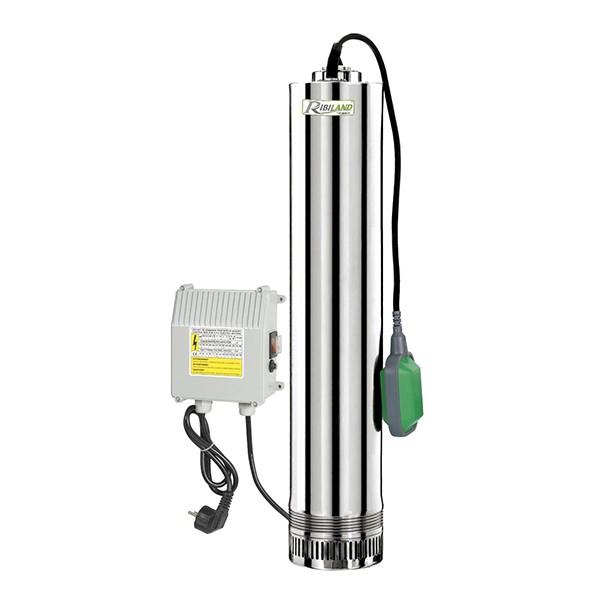Pompe de puits 750W - RECONDITIONNÉ - Très bon état
