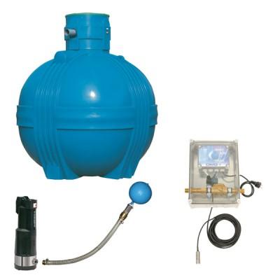 Système Kit EDP Globus 4000/DMG +