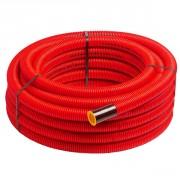 Gaine TPC 40 rouge - 25m