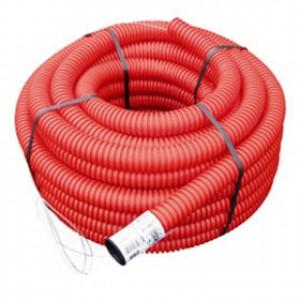 Gaine TPC 40 rouge - 50m