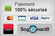 Paiements sécurisés Pompes Direct